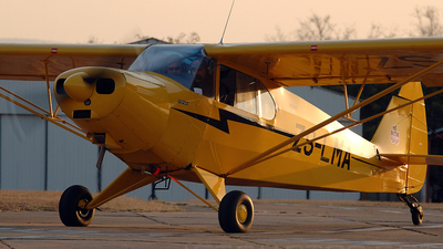 ZS-LMA - Piper PA-14 Cruiser - Private