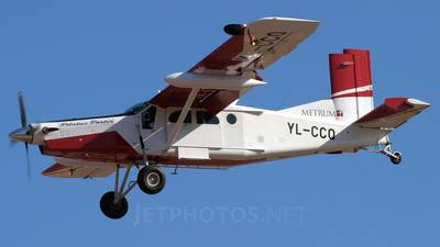 YL-CCQ - Pilatus PC-6/B2-H4 Turbo Porter - Private
