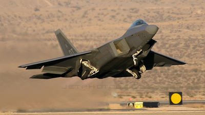 00-0017 - Lockheed Martin F-22A Raptor - United States - US Air Force (USAF)