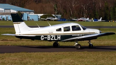 A picture of GBZLH - Piper PA28161 - [288316075] - © hjcurtis
