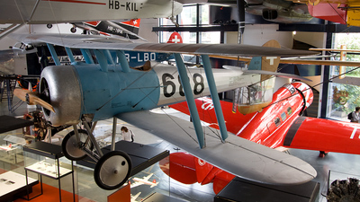 688 - Nieuport 28-C1 - Switzerland - Air Force