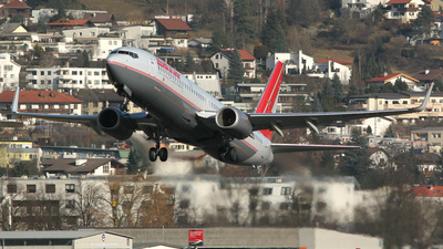 OE-LNT - Boeing 737-8Z9 - Lauda Air