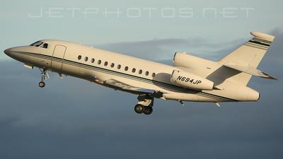 A picture of N694JP - Dassault Falcon 900EX - [59] - © JAbreu