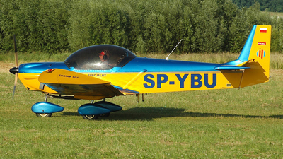 SP-YBU - Zenair Zodiac CH 601 - Private