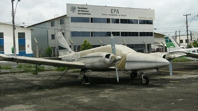 PT-ERZ - Embraer EMB-810C Seneca II - Unknown
