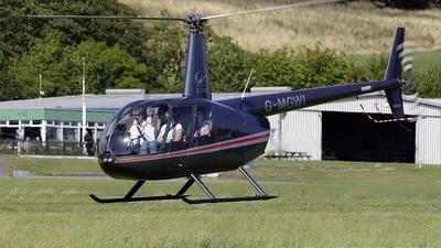 G-MGWI - Robinson R44 Astro - Untitled