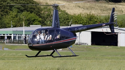 A picture of GMGWI - Robinson R44 Astro - [0663] - © Wallace Shackleton