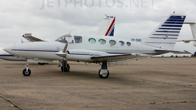 A picture of VHSMX - Cessna 414A - [414A0653] - © Craig Murray
