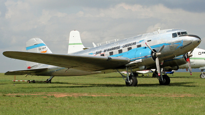 ZS-BXF - Douglas DC-3C - South African Airways Historic Flight