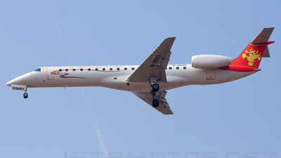 B-3033 - Embraer ERJ-145LI - Grand China Express