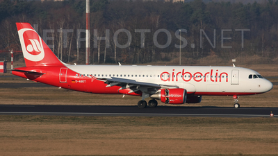 D-ABDT - Airbus A320-214 - Air Berlin