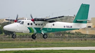 A picture of N768JM -  - [24143] - © Peter Tonna
