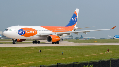G-OMYT - Airbus A330-243 - MyTravel Airways