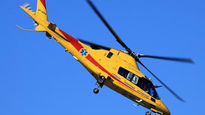 SP-HXA - Agusta A109E Power - Lotnicze Pogotowie Ratunkowe