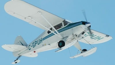 C-GPUH - Piper PA-22-160 Tri-Pacer - Private