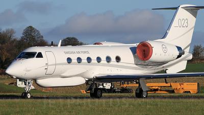102003 - Gulfstream S102B Korpen - Sweden - Air Force