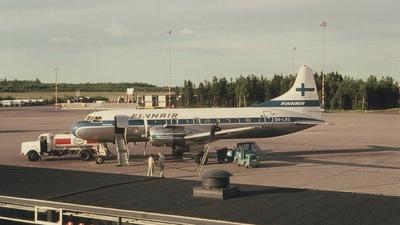 OH-LRG - Convair CV-440 - Finnair