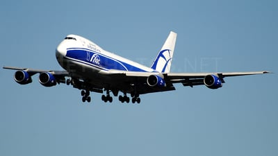 VP-BII - Boeing 747-281F(SCD) - Air Bridge Cargo