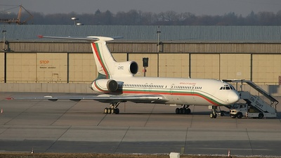 LZ-BTZ - Tupolev Tu-154M - Bulgaria - Government