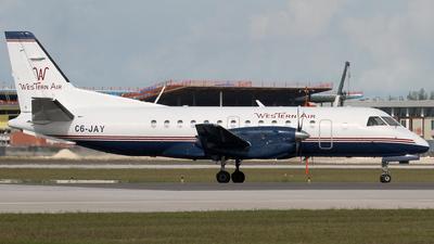 C6-JAY - Saab 340A - Western Air