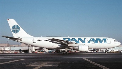 N860PA - Airbus A300B4-203 - Pan Am
