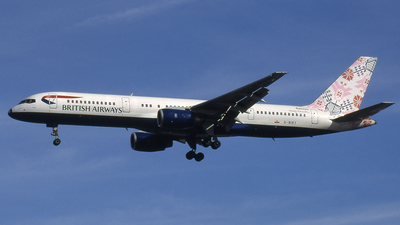 G-BIKY - Boeing 757-236 - British Airways