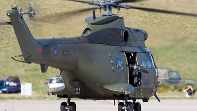 ZJ955 - Westland Puma HC.1 - United Kingdom - Royal Air Force (RAF)