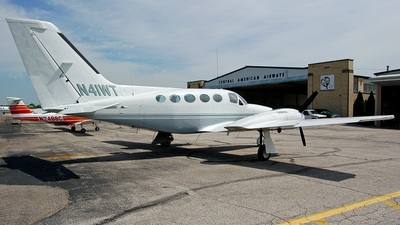 N41WT - Cessna 421C Golden Eagle - Private