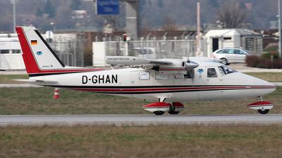 D-GHAN - Vulcanair P68C Victor - Private