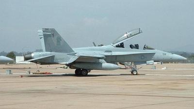 - McDonnell Douglas F/A-18 Hornet - United States - US Marine Corps (USMC)
