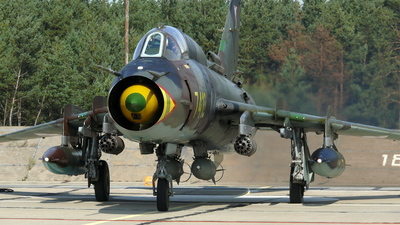 7410 - Sukhoi Su-22M4 Fitter K - Poland - Air Force