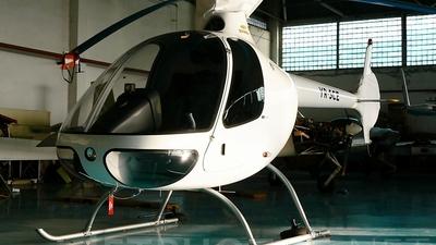YR-SCE - Hélicoptères Guimbal Cabri G2 - Regional Air Services