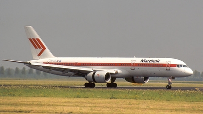PH-AHF - Boeing 757-27B - Martinair