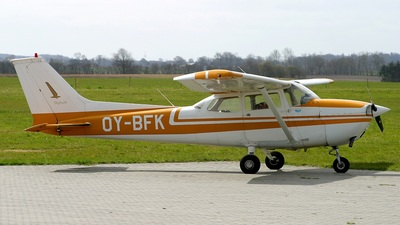 OY-BFK - Reims-Cessna F172M Skyhawk - Private