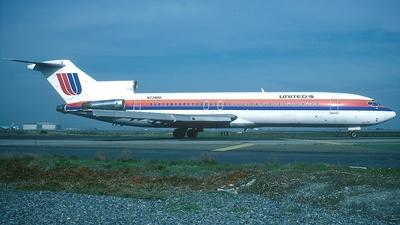 N7289U - Boeing 727-222(Adv) - United Airlines