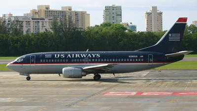 N390US - Boeing 737-3B7 - US Airways
