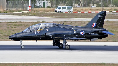 XX235 - British Aerospace Hawk T.1W - United Kingdom - Royal Air Force (RAF)
