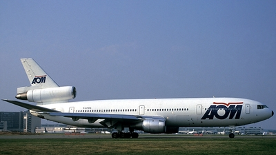 F-GTDG - McDonnell Douglas DC-10-30 - AOM French Airlines