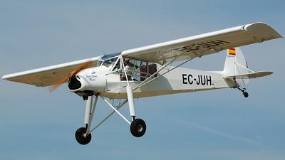 EC-JUH - Slepcev Storch Mk.4 - Private