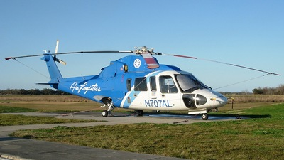 N707AL - Sikorsky S-76A - Air Logistics