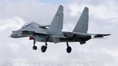 SB044 - Sukhoi Su-30MKI - India - Air Force
