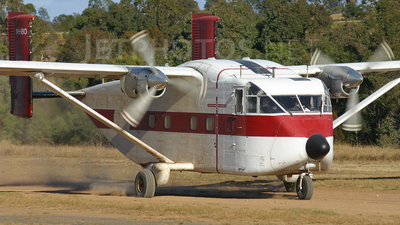 VH-IBO - Short SC-7 Skyvan 3-100 - Private
