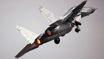 22 - Mikoyan-Gurevich MiG-29 Fulcrum - Hungary - Air Force