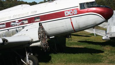 VH-PWN - Douglas DC-3C - Dakota National Air