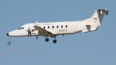 N237YV - Beech 1900D - Great Lakes Airlines