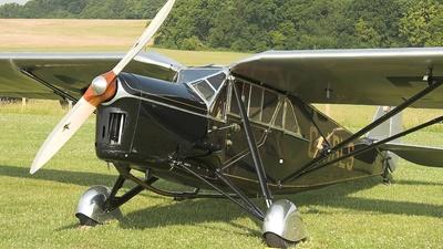 A picture of GABLS - DH80A Puss Moth - [2164] - © Paul Chandler