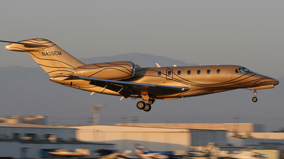 N426CM - Cessna 750 Citation X - Private
