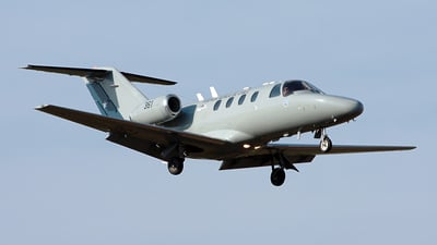 361 - Cessna 525 CitationJet 1 - Chile - Air Force