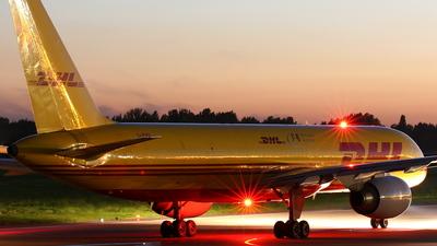 G-BIKS - Boeing 757-236(SF) - DHL Air