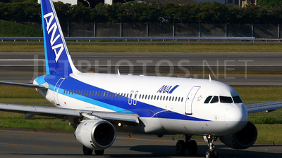 JA8382 - Airbus A320-211 - All Nippon Airways (ANA)